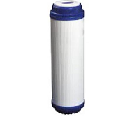 Cristal    Картридж  SlimLine уголь насыпной гран. (для сорбционной очистки воды) UDF-10A ( УГА-10)