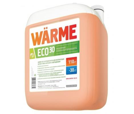 Теплоноситель 10л Eco 30 Warme