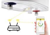 Водонагреватель электрический 2 кВт ZWH/S 100 Splendore XP 2,0 Smart Wi-Fi Zanussi