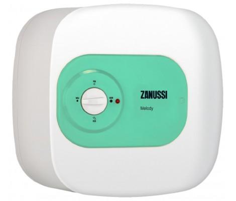 Водонагреватель электрический подмоечный зеленый 1,5 кВт ZWH/S 15 Melody U Zanussi