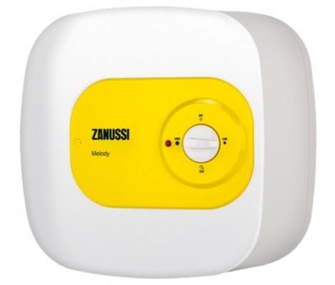 Водонагреватель электрический надмоечный желтый 1,5 кВт ZWH/S 10 Melody O Zanussi