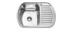 Мойка для кухни FRAP 0.6 мм          63*49*17,5 глянец               F64963