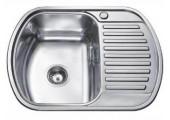 Мойка для кухни 0.6 мм глянец F64964 FRAP