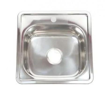 Мойка для кухни 0.6 мм глянец F63839 Frap