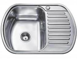Мойка для кухни FRAP 0.6 мм          63*49*17,5 декор               FD64963