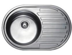 Мойка для кухни FRAP 0.8 мм          77*50*19 матовая                FS5077