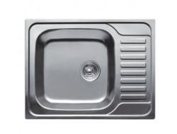Мойка для кухни FRAP 0.8 мм          58*48*19 глянец               F4858