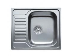 Мойка для кухни FRAP 0.8 мм          65*50*19 матовая                FS5065