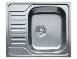 Мойка для кухни FRAP 0.8 мм          65*50*19 декор                FD5065
