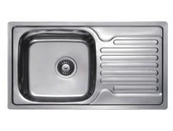 Мойка для кухни FRAP 0.8 мм          76*42*19 декор                FD4276