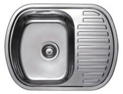 Мойка для кухни FRAP 0.8 мм          63*49*18 глянец               F-4963