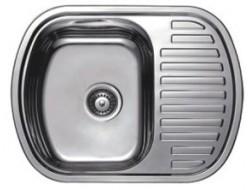Мойка для кухни FRAP 0.8 мм          63*49*18 декор                FD4963