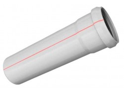 Труба РР Ø 110 * 2,2 * 0,5 м       (5шт/уп)          Метак