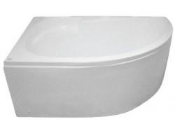 Ванна акрил    KO&PO 4009  L   170*100*54  с каркасом и панелью (ножки 170*100*54)