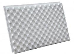 Плита для теплого пола ПСБ 35 (1,10*0,70*0,045 - 0,77м2)  (13 шт)