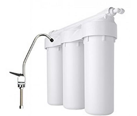 Система очистки (3 ступени) EU300 Praktic Prio Новая вода