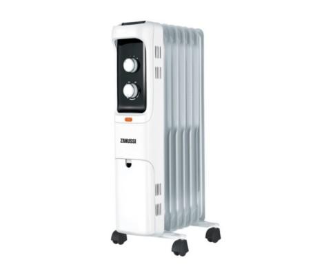 Zanussi Радиатор масляный Loft ZOH/LT-07W 1500 W  (7 секций, 1500 Вт)