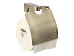 Держатель для туалетной бумаги серебристый F1403 FRAP