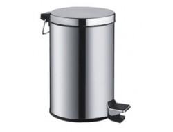 Ведро для мусора 12L  хром                  F703      FRAP