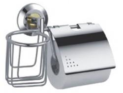 Бумагодержатель для туалетной бумаги с дезодорантом F1803-1 FRAP