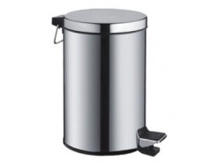 Ведро для мусора 5L хром                    F702       FRAP