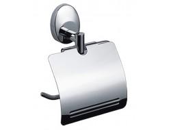 Бумагодержатель для туалетной бумаги с крышкой LR3303 ZERIX