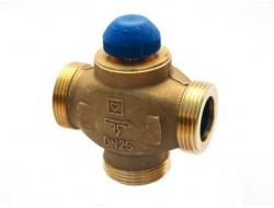 """Клапан 3-х ходовой термостатический CALIS-TS 1 1/4"""" HERZ"""