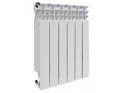 Радиатор алюминиевый      500/80 INTEGRAL (сборка по   6 секций)