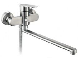 Смеситель д/ванны нерж       F22805                         FRAP