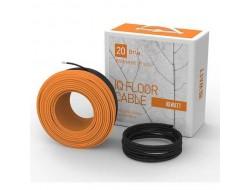 Греющий кабель 80 м IQ FLOOR CABLE (20 Вт/м2)