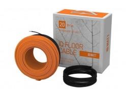 Греющий кабель 10 м IQ FLOOR CABLE (20 Вт/м2)