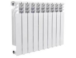 Радиатор алюминиевый Mirado 500/96 (сборка 10 секций)