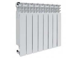 Радиатор алюминиевый 500/100 80313 INTEGRAL