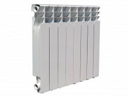 Биметалл радиатор Mirado 300/85 (сборка 10 секций)