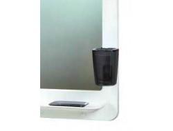 4499-1/100-2SPM   зеркальный набор ORIO    графит