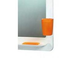 4499-1/99-2SPM   зеркальный набор ORIO    оранжевый