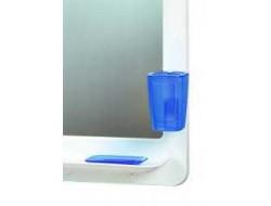 4499-1/3-2SPM   зеркальный набор ORIO    синий