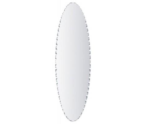 Зеркало для ванной комнаты овальное F645 Frap