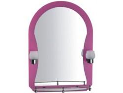 Зеркало  с светильником   70*50   F652-04        FRAP