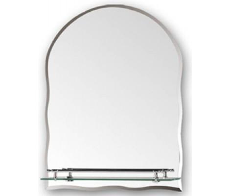 Зеркало с полками для ванной комнаты F689 FRAP