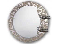 Зеркало  рисунок    60*60   F655                     FRAP