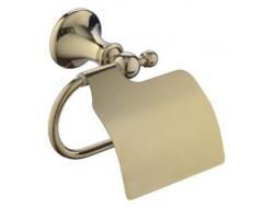Держатель для туалетной бумаги золото G1403 GAPPO
