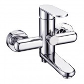 ZERIX Z3039 Ø35 смеситель для ванны короткий