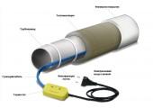 Комплект для обогрева трубопровода EK-05 Eastec