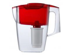 Фильтр-кувшин Альфа (красный) 2,5 л ГЕЙЗЕР