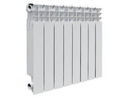 Радиатор алюминиевый      500/80 INTEGRAL (сборка по   8 секций)