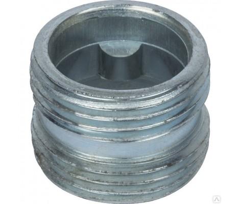 Ниппель стальной радиаторный алюминий, биметал