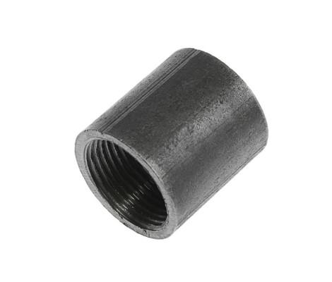 """Муфта    15       1/2 """"      стальная                               (300 шт)"""