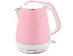 """Чайник """"Comfort 320""""  1,8л розовый нерж"""