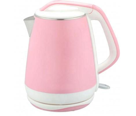 Чайник Comfort 320 1,8л розовый нержавейка Комфорт